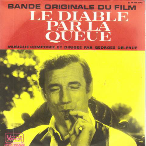 Le Diable Par La Queue soundtrack 45, Georges Delerue