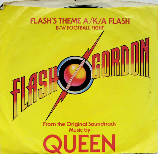 Queen - Flash's Theme/Football Fight